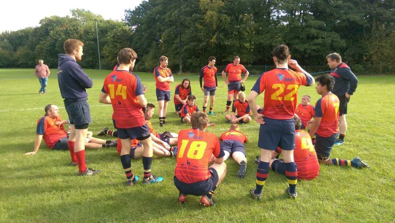 Bath Saracens 19 Oldfield 2nds 47 2