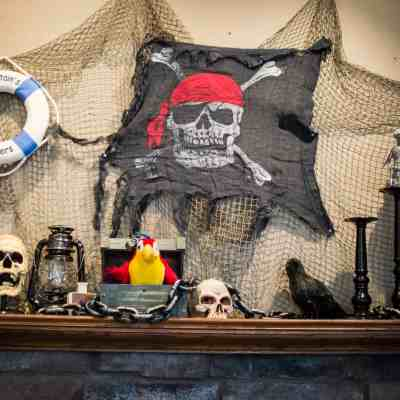 Strike it Rich at your Spooky Halloween Pirate Party