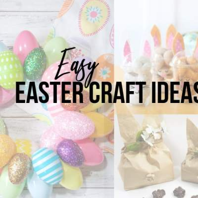 40 Easy Easter Crafts for the Entire Family