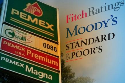 FLASH MERCADOS: Esto es lo que ha pasado con la calificación de Pemex y México