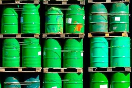 Top del día: Precios del petróleo repuntan tras su colapso