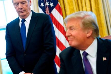 Top del día: Trump arremete contra China al arrancar conversaciones, mercados caen