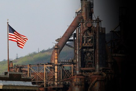 Cierre del día: Fuerte retroceso del sector manufacturero en EUA