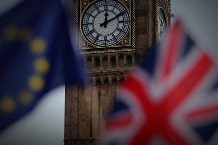 Cierre del día: Posibilidad de que se retrasé la fecha para el Brexit