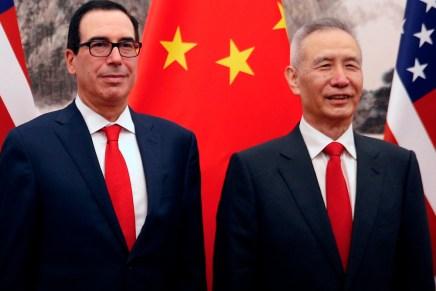 Top del día: Buen ánimo sobre acuerdo EUA-China apoya a mercados