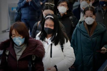 Top del día: Se mantiene preocupación por virus fuera de China