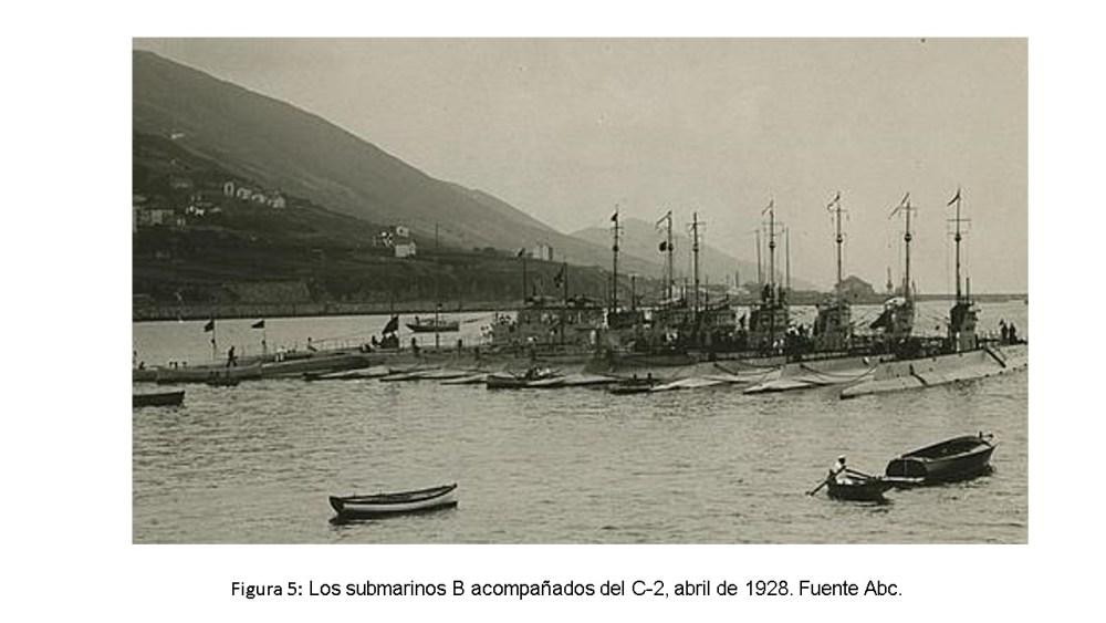 La pérdida del submarino B-5 (5/6)