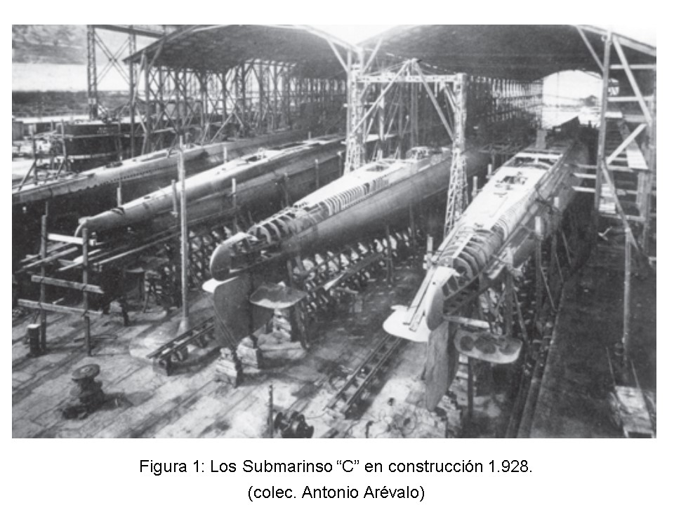La pérdida del submarino C-5 y D. José María de Lara (1/6)