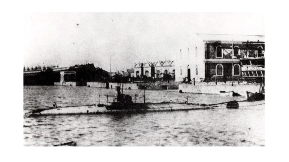 El Arma Submarina y su nacimiento: ¿1888 ó 1915? (5/6)