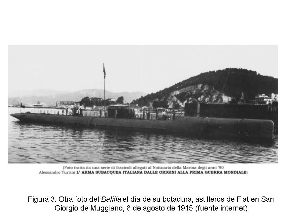 Historia de un submarino italiano que pudo ser español, el U-42 o Balilla. (3/6)