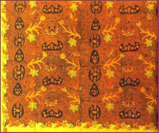 Kain batik wonogiri TSP13-012 @700k