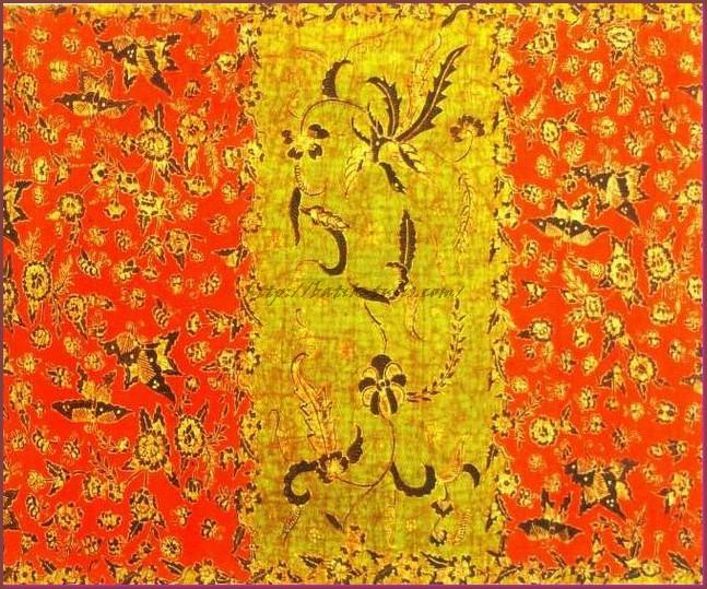 Kain batik wonogiri TSP13-015 @375k1