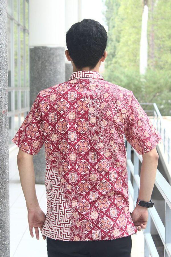 gambar Batik Aceh Motif Bungong Jeumpa