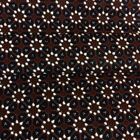 Motif Batik Modern dan Proses Pembuatan Kain Batik