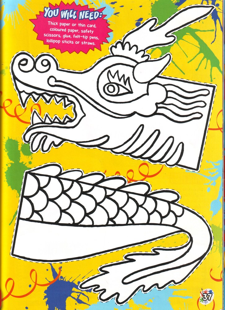 Chinese Dragon in Al Irsyad Satya (1/6)