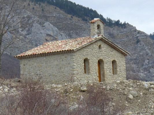 Chapelle Ste Marthe à Authon
