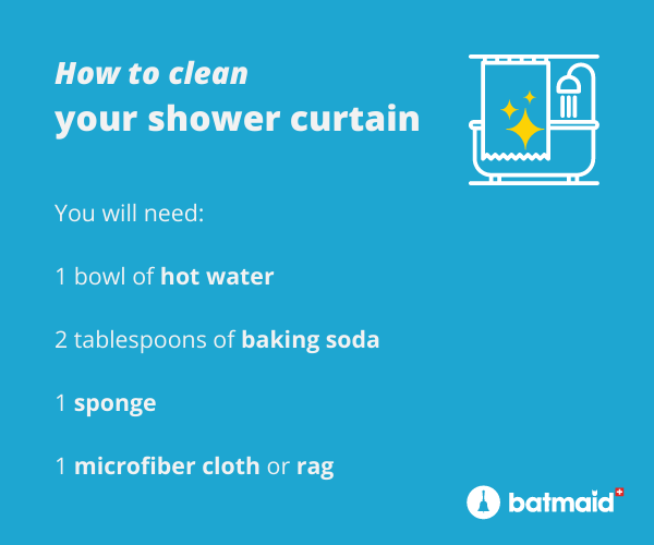 how to clean your shower curtain blog