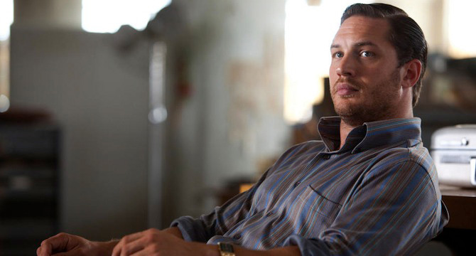 Tom Hardy joins 'The Dark Knight Rises' cast