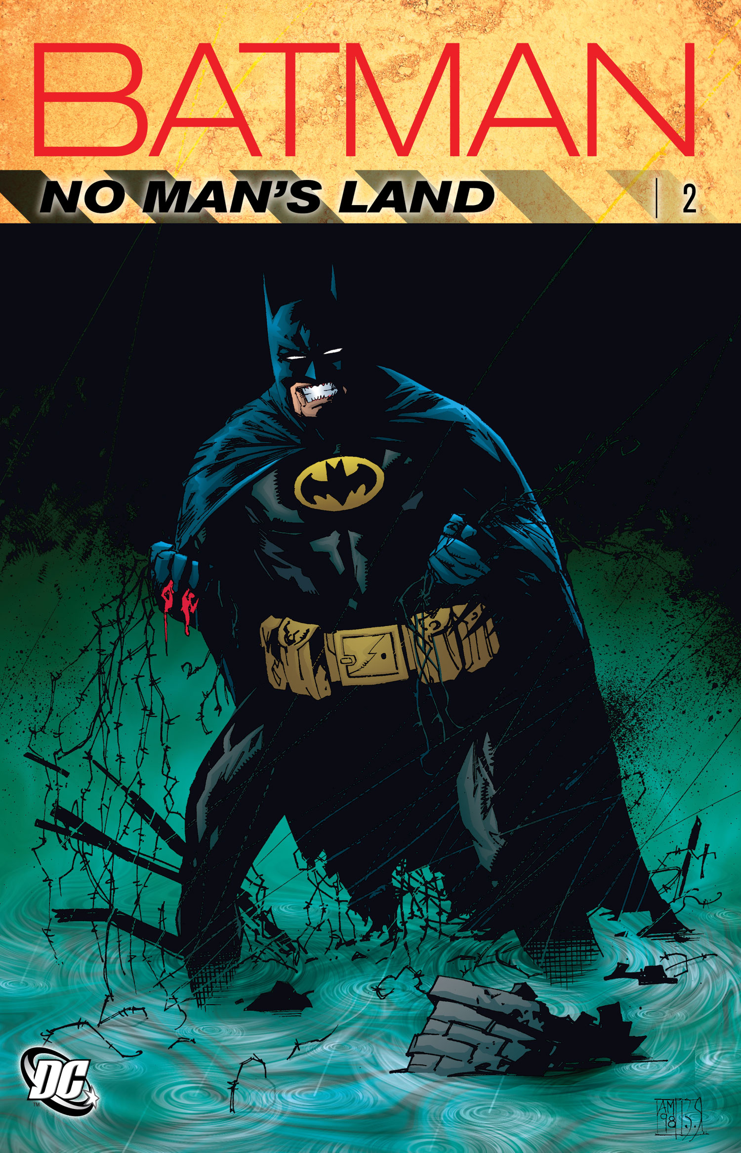 Batman No Man S Land Vol 2 Review