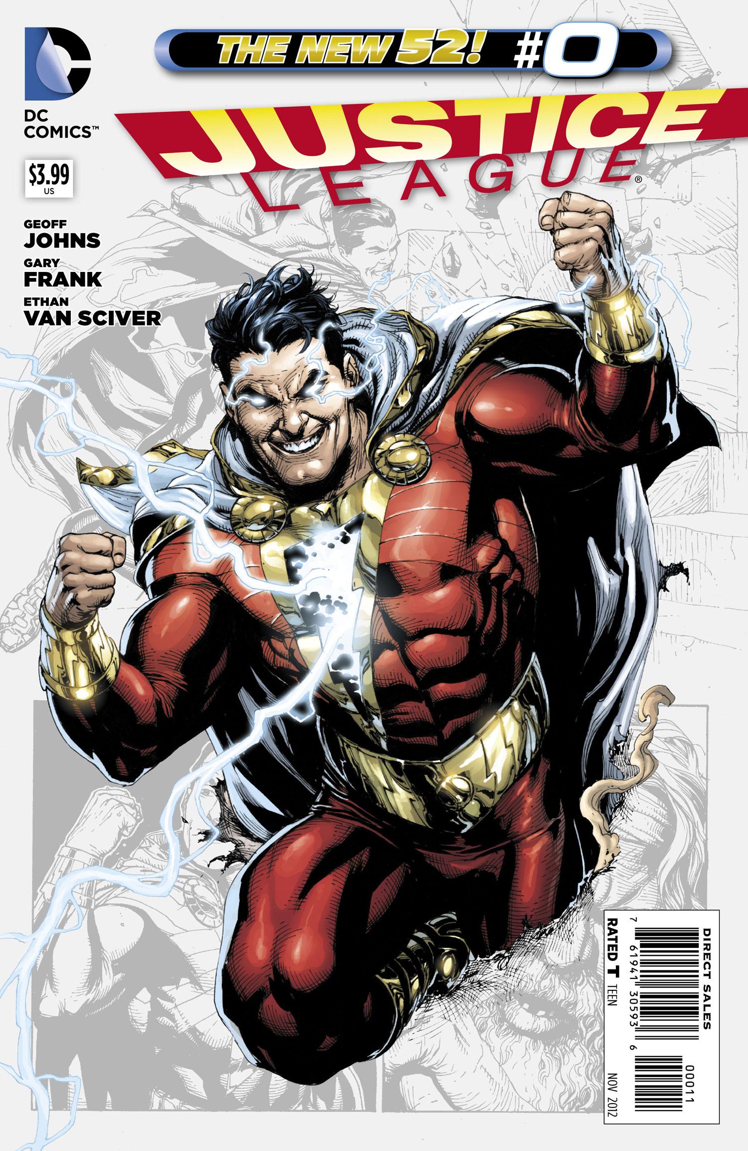 Justice League 0