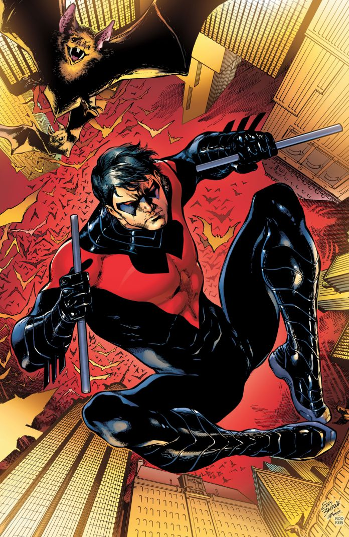 New 52 Nightwing 1 Review Batman News