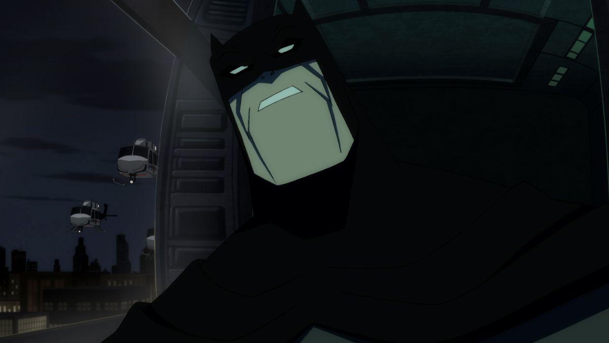 Batman: The Dark Knight Returns, Part 1 [DVD] …
