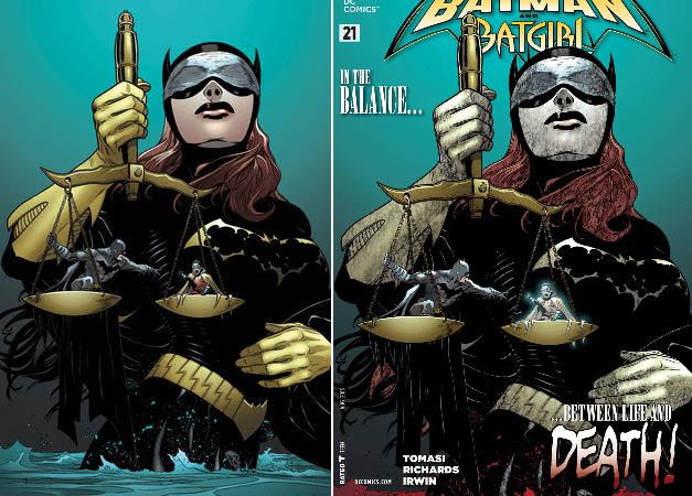 Batgirl Coloring