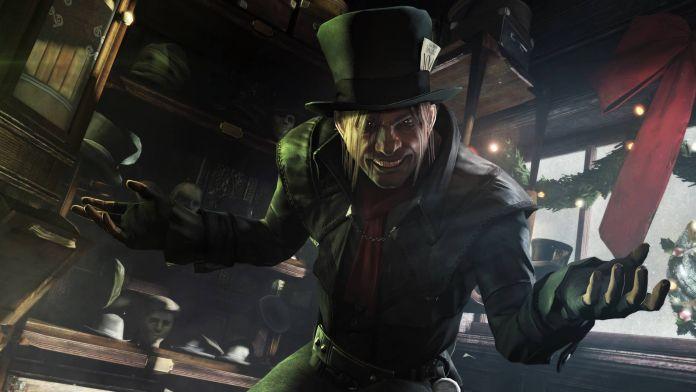 Mad Hatter Batman Arkham Origins