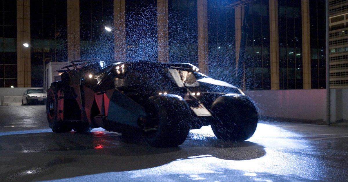 'Batman vs. Superman' Batmobile chase scene to shoot this ...