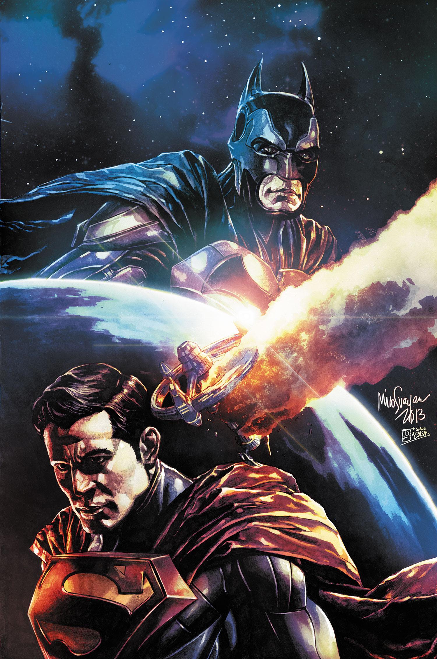 Injustice Gods Among Us 3 1st Print Wonder Woman Superman Batman Raapack cover