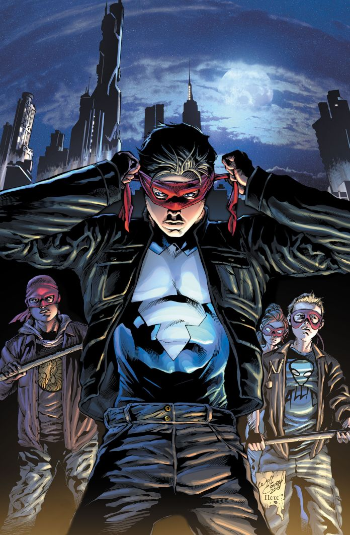 New 52 Nightwing 25 Review Batman News