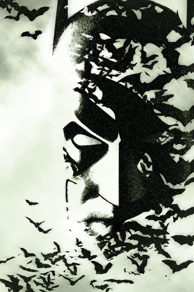 Batman black and white 2013 5 review batman news