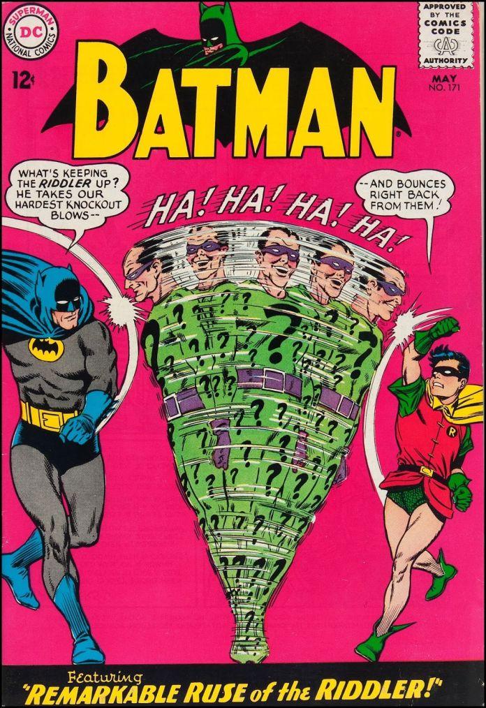 Batman 171 Image