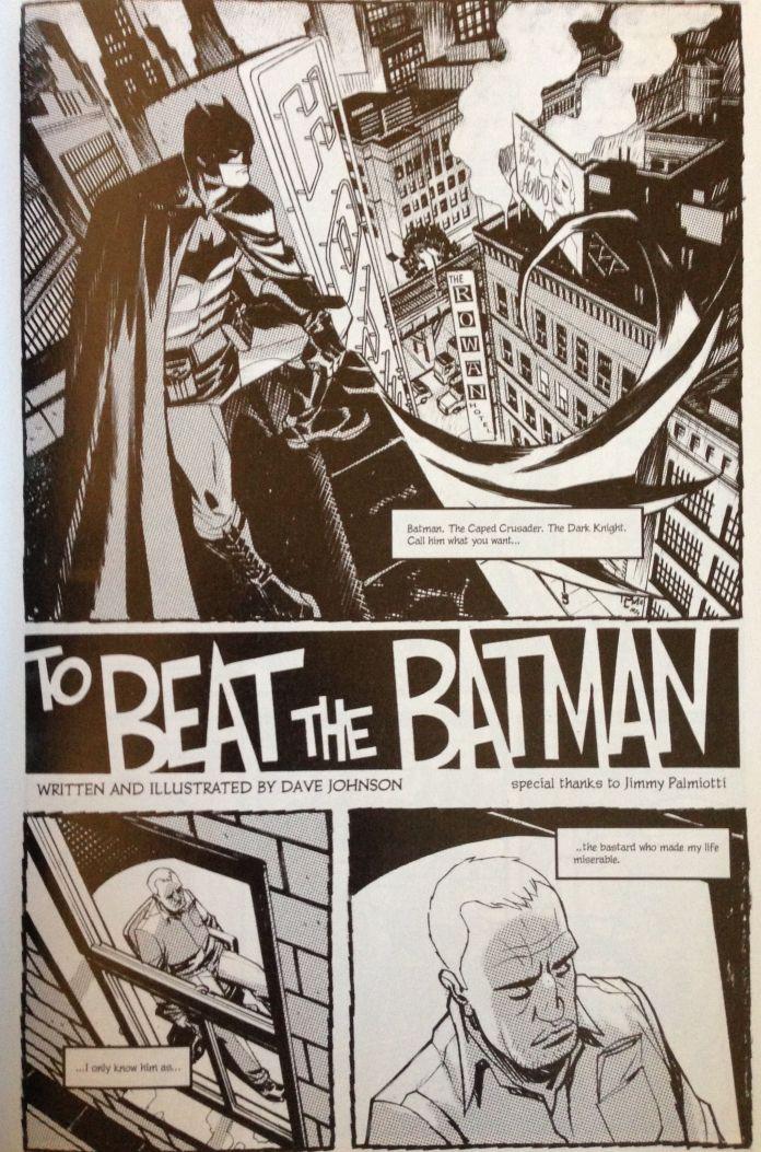 To Beat the Bat