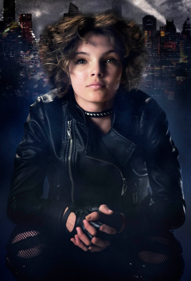 GOTHAM Character Look-Selina Kyle
