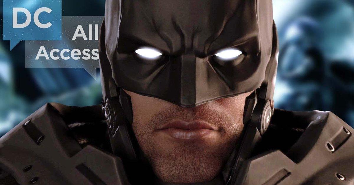 First Gameplay Video From Batman Arkham Origins Cold Heart DLC