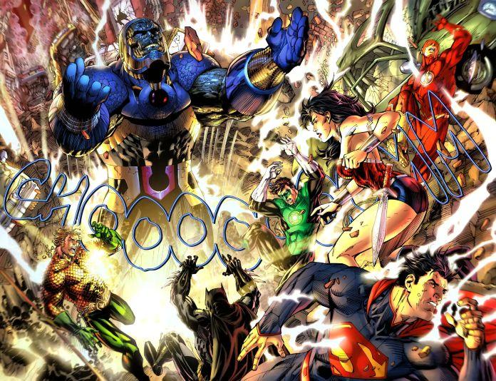 Justice League Feature 1