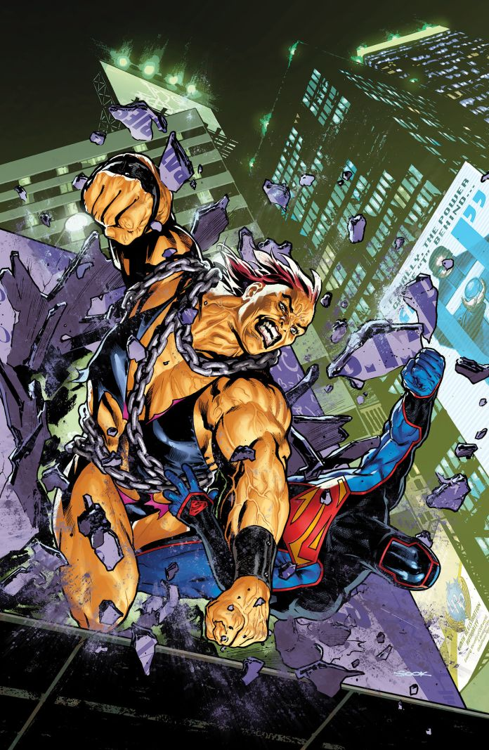 THE NEW 52- FUTURES END #9