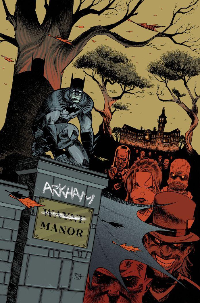 Arkham Manor 1