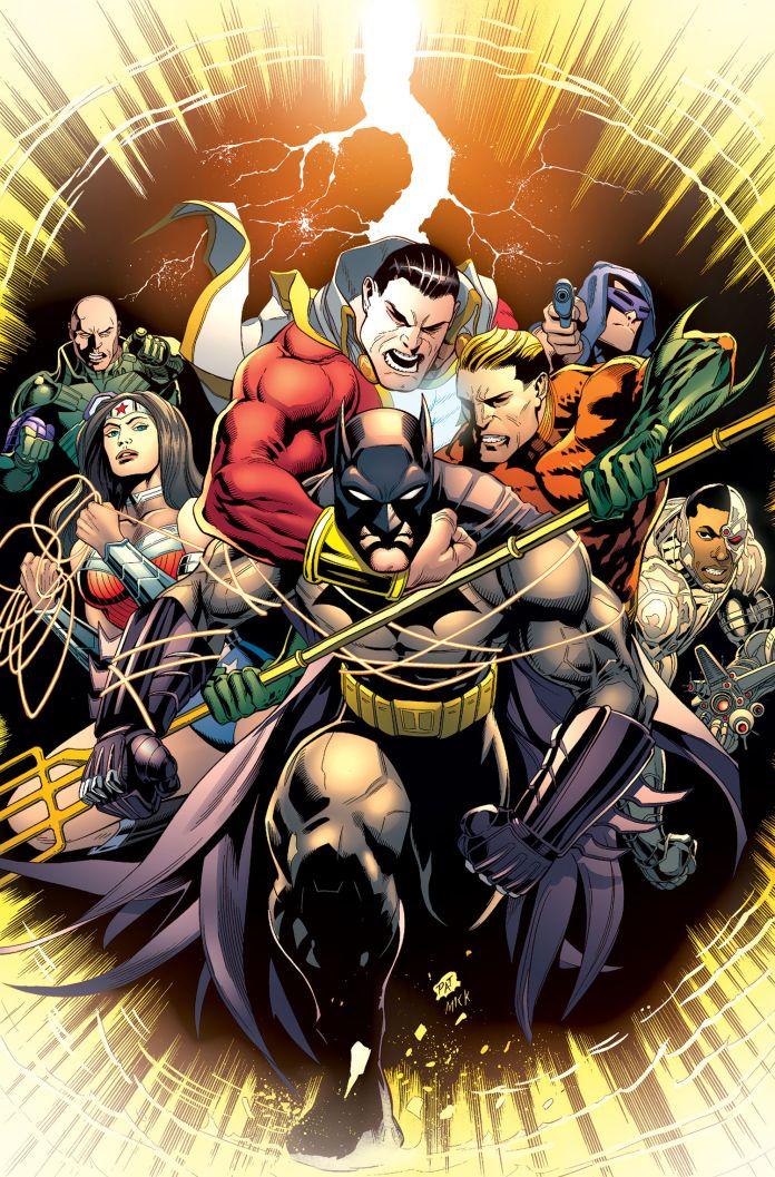 Batman and Robin 33