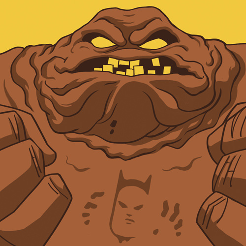 Clayface Album