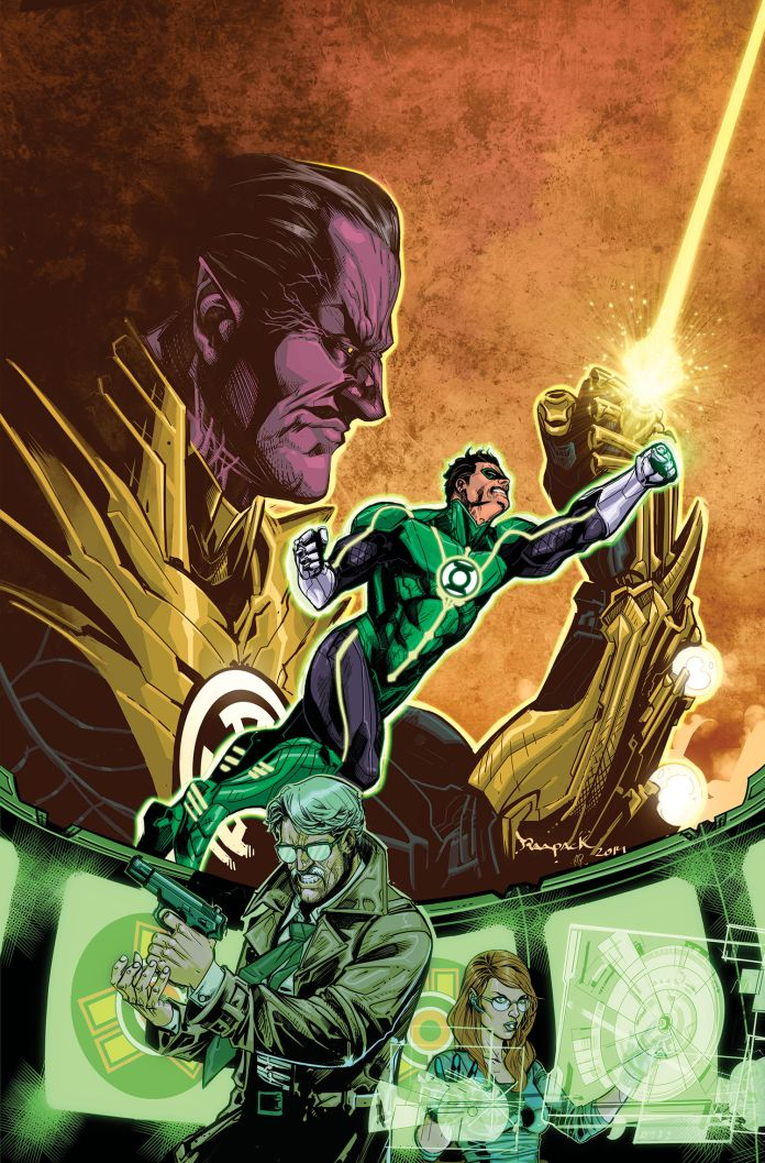 Injustice Year 2 Annual