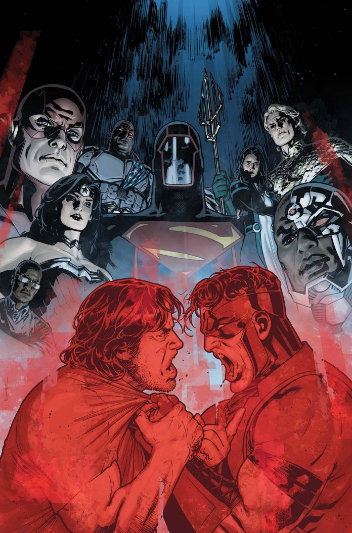 THE NEW 52- FUTURES END #11