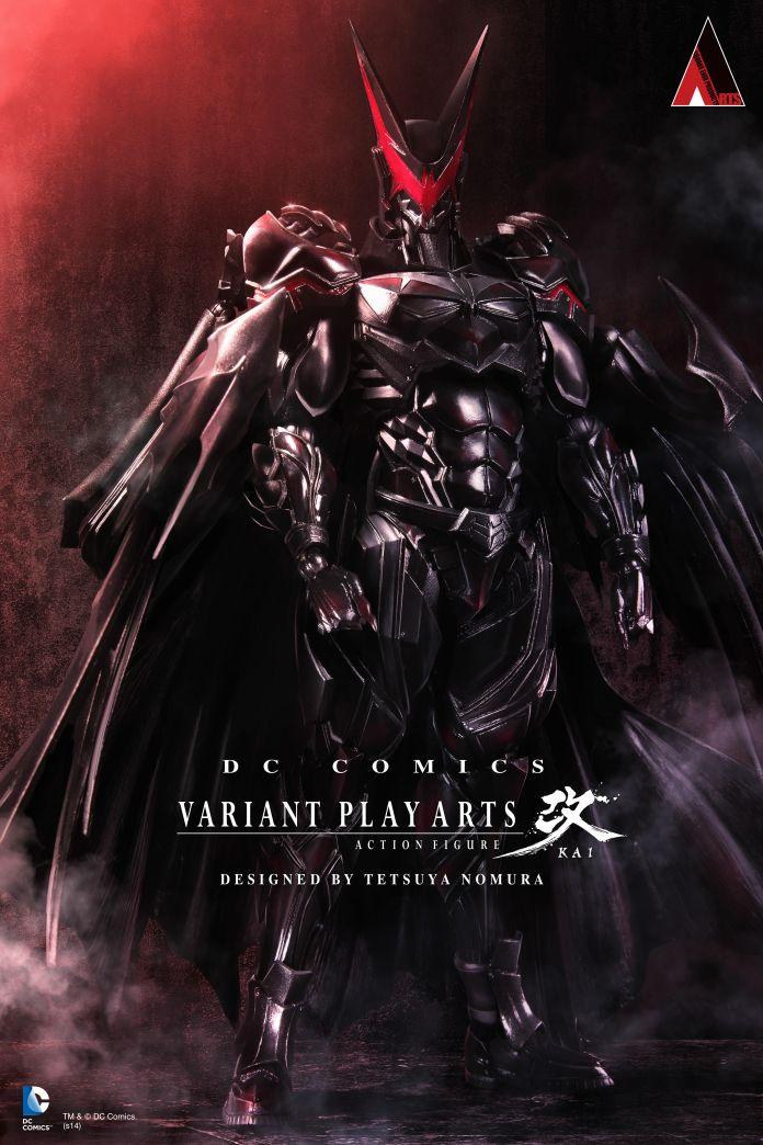Tetsuya Nomura Batman 2
