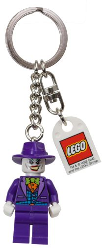 Toys R Us LEGO The Joker Keychain