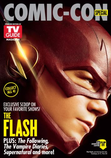 WB-TVGM 2014 Cover A2 The Flash