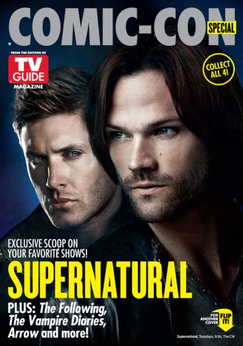 WB-TVGM 2014 Cover B2 Supernatural