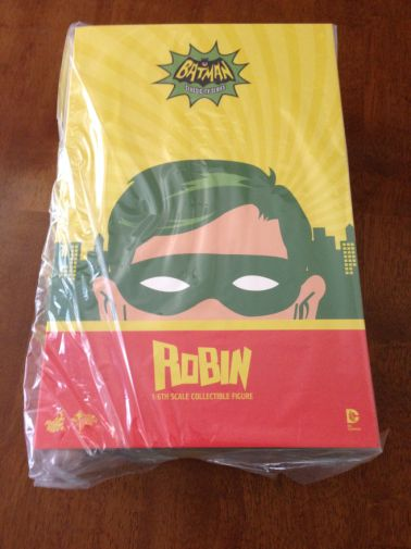 Unbox Robin 1