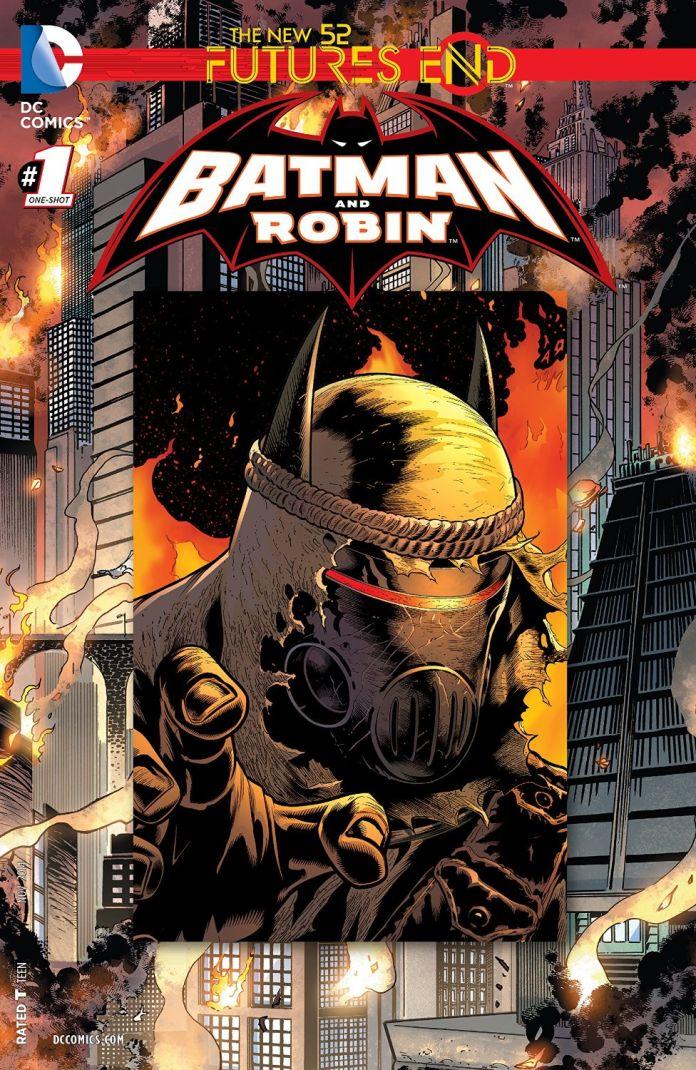 Batman & Robin FE 1