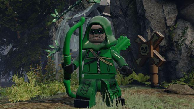 LEGO Batman 3_GreenArrowDLC_04
